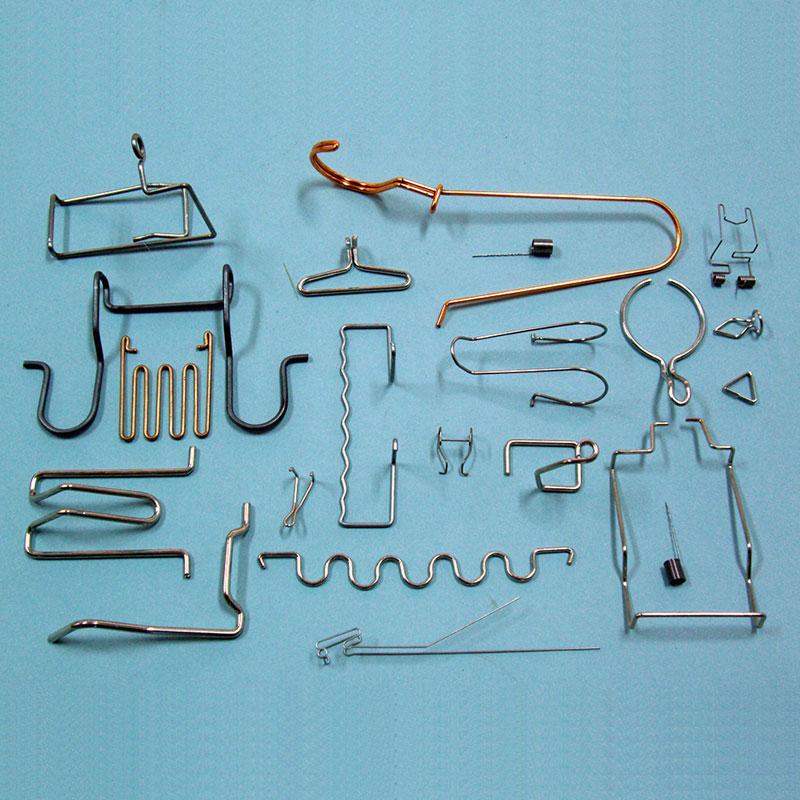 Drahtumformung, CNC Drahtformteile | Frühlingshersteller - Tech ...