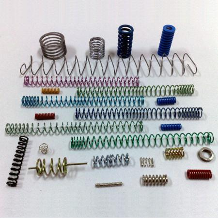 Micro Compression Springs, Coils Springs