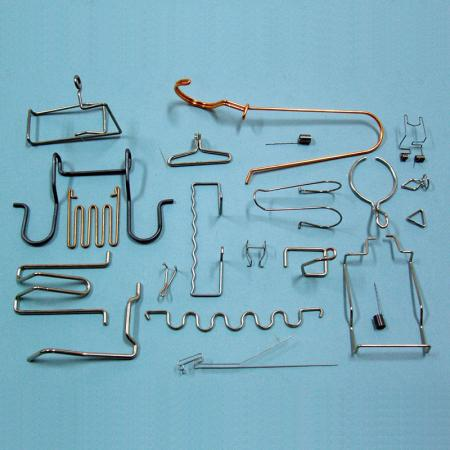 Wire Forming, CNC Wire form Parts