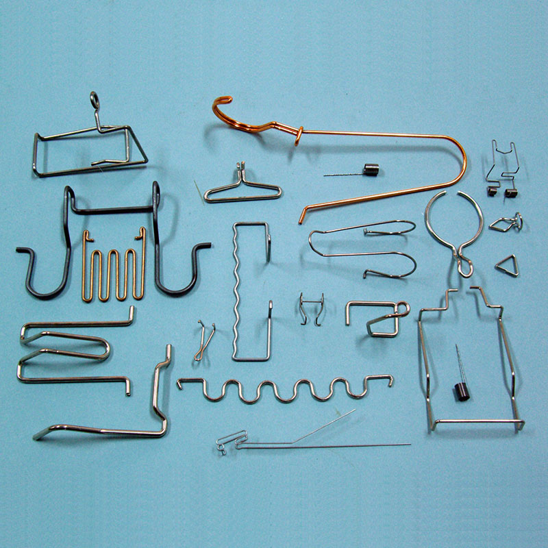 Wire Forming, CNC Wire form Parts | Spring Manufacturers - Tech ...