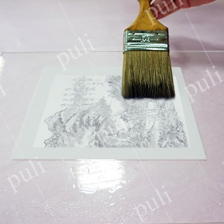 Mounting Paper for Chinese Calligraphy and Painting - Mounting Paper for Chinese Calligraphy and Painting