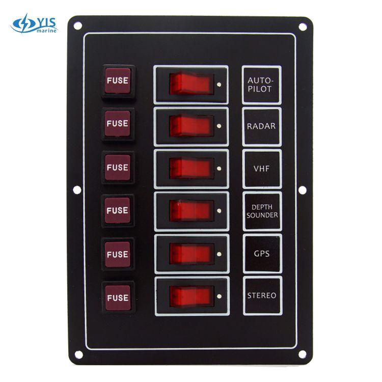 Aftermarket Auto Fuse Box : Automotive fuse panel replacement connectors subwoofer