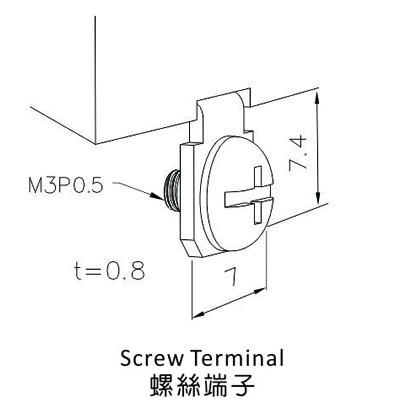 Momentary Contact Switch Electronic Component Wiring