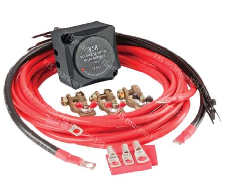 [New Product] VSR with Cable Kit for 2nd Battery - 2018/10/31
