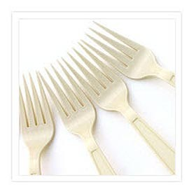PLA Fork - Biodegradable Fork