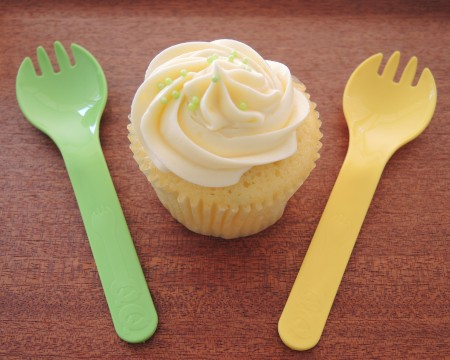 13.5cm Spork For Cup Cake