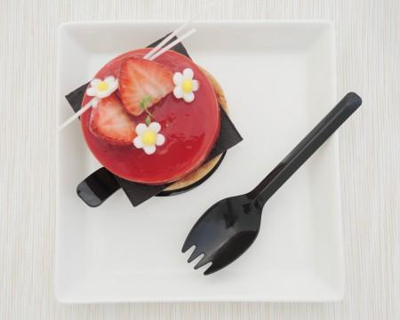 Dessert Spork For Tart Cake