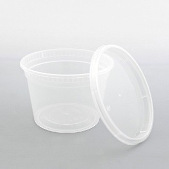 16oz Deli Food Container