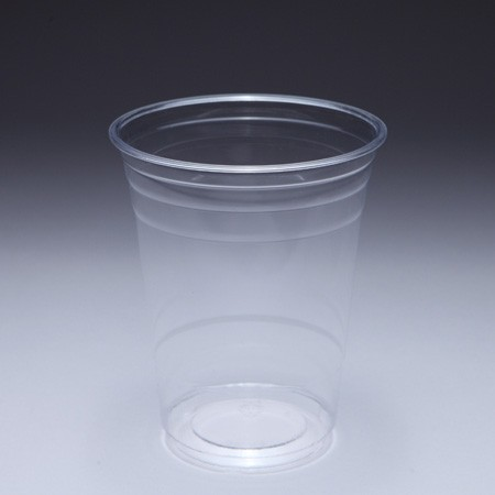Copa PET de 20 oz (600 ml) - 1000pcs 20oz PET Cup, el color de la taza es claro.