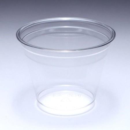 Taza de PET con nuez de 8oz - Taza duradera PET de 8 oz
