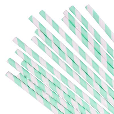 Kertas Jerami Dengan Jalur Hijau