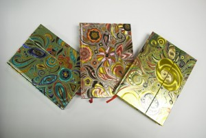 Foil Embossing Magnet Journal - Foil Embossing Magnet Journal