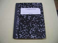 BTS ( Back To School) Composition Book - Composition Book