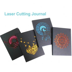 Laser Cut Journal - Diario di taglio laser