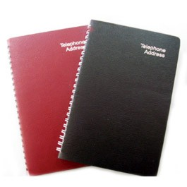 Address Book - PU Leather - Address Book - PU Leather