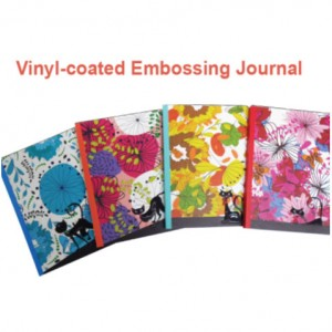 Vinyl-Coated Embossing Journal - Vinyl-Coated Embossing Journal