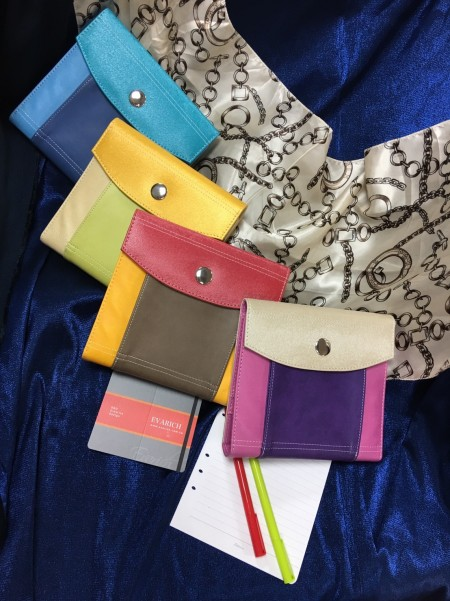 pocket bag Style PU Leather Journal - 2016 Latest Unique PU series