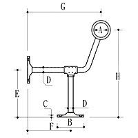 Bar Foot - Rest ( SS:424129A) - Bar Foot - Rest ( SS:424129A)