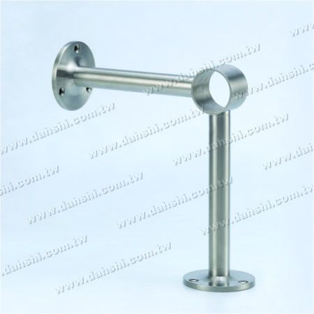 Stainless Steel Footrest for Bar ( SS:424132A) - Stainless Steel Footrest for Bar ( SS:424132B)
