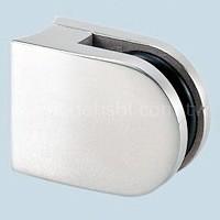 D Shape Glass Clamp ( SS:2086) - D Shape Glass Clamp ( SS:2086)
