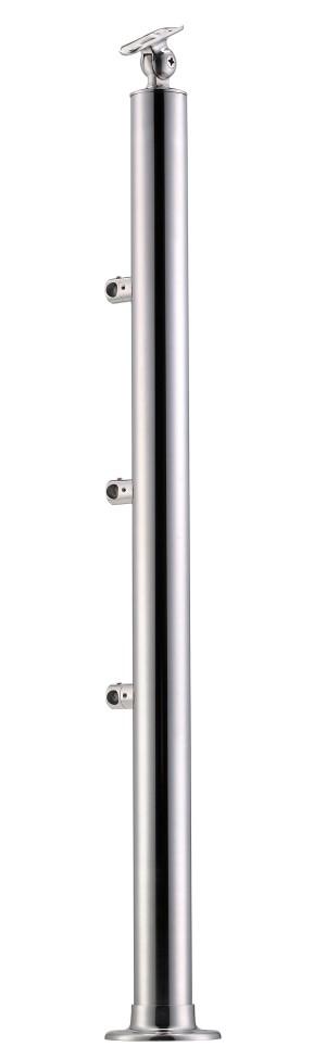 Stainless Steel Balustrade Posts - Tubular