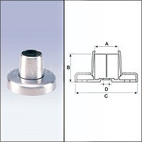 Round Adjustable Heavy Duty Base Plate ( SS:42499A) - Round Adjustable Heavy Duty Base Plate ( SS:42499A)