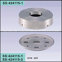 Round Base Plate ( SS:424115) - Round Base Plate ( SS:424115)
