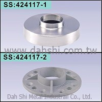 Round Base Plate ( SS:424117) - Round Base Plate