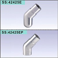 Handrail End 45 Degrees ( SS:42425) - Handrail End 45 Degrees ( SS:42425)