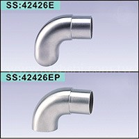 Handrail End 90 Degrees ( SS:42426) - Handrail End 90 Degrees ( SS:42426)