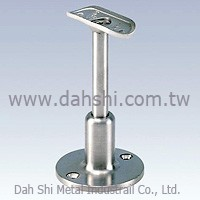 Handrail Support Radiused - Height Adjustable ( SS:42441) - Handrail Support Radiused - Height Adjustable