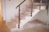 Karen Shop - Handrail and Balusters Story for Karen Shop