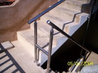 Licoreria - Handrail and Balusters Story for Licoreria