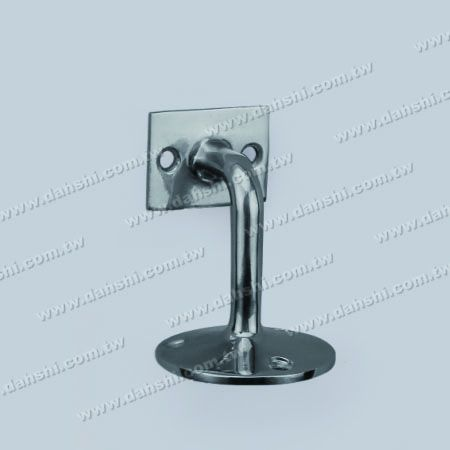 Screw Exposed Bracket - Stainless Steel Square Tube, Rectangular Tube Handrail Wall Bracket - Angle Fixed (SS:2029B) - Screw Exposed Bracket - Stainless Steel Square Tube, Rectangular Tube Handrail Wall Bracket - Angle Fixed (SS:2029B)