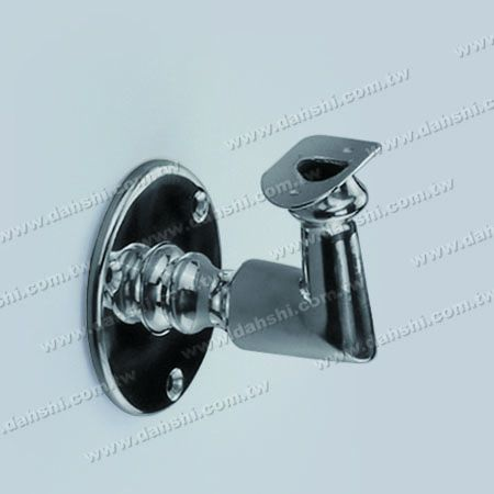 Screw Exposed Bracket - Big Size Round Tube Handrail Top Wall Bracket - Screw Exposed Bracket - Big Size Round Tube Handrail Top Wall Bracket
