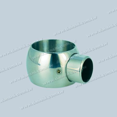 Stainless Steel Tube and Bar Connector - Stainless Steel Tube and Bar Connector