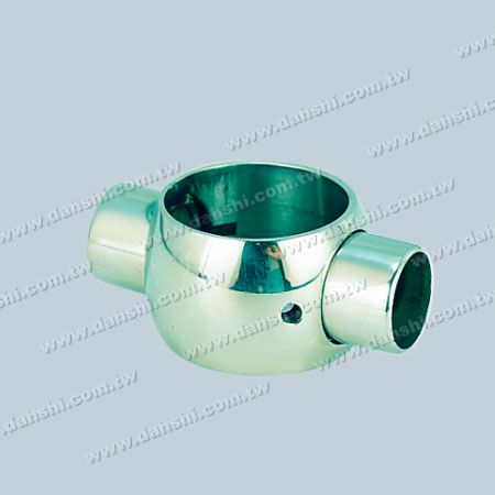 Stainless Steel Tube and Bar Connector Cross - Stainless Steel Tube and Bar Connector Cross