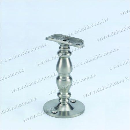 پایه فولاد ضد زنگ پایه دیواری لوله (SS: 424135) - پایه فولاد ضد زنگ پایه دیواری لوله (SS: 424135)