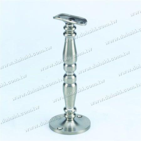 پایه فولادی ضد زنگ پایه دیواری لوله (SS: 424136) - پایه فولادی ضد زنگ پایه دیواری لوله (SS: 424136)