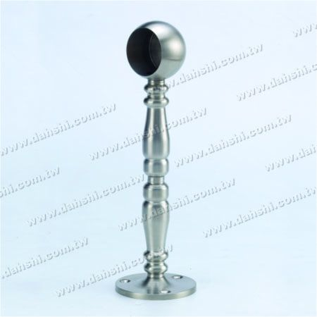 پایه فولادی ضد زنگ پایه دیواری لوله (SS: 424138B) - پایه فولادی ضد زنگ پایه دیواری لوله (SS: 424138B)
