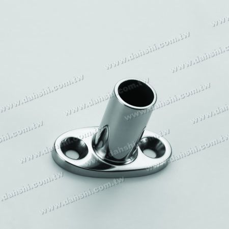 Stainless Steel Round Tube Handrail External Insert End - Stainless Steel Round Tube Handrail External Insert End