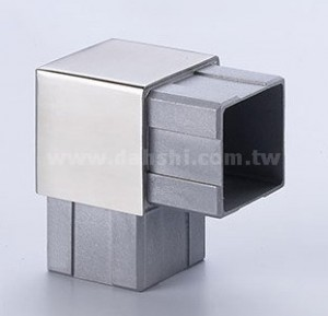 FLUSH JOINER 90° FOR SQUARE TUBE ( SS:40002SQ) - FLUSH JOINER 90° FOR SQUARE TUBE ( SS:40002SQ)