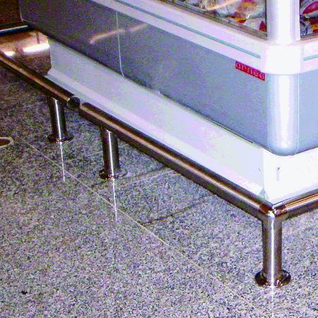 Footrest for Bar - Footrest for Bar