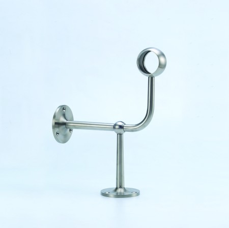 Stainless Steel Footrest for Bar ( SS:424124A)