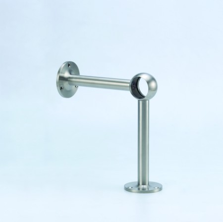 Stainless Steel Footrest for Bar ( SS:424132A)