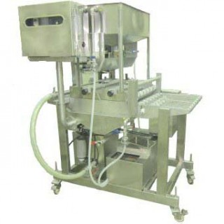 Diving-Type Batter Coating Machine - Diving-Type Breading Machine