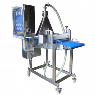 One-Side Batter Coating  Machine - One-Side Breading Machine for Batter