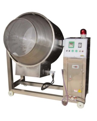 Big Type Stir-Fry Machine - With alarm