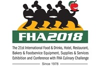 [Expo Notice] 2018 Singapore FHA