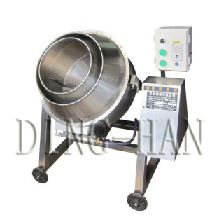 Small Type Stir-Fry Machine - Automatic Lifting